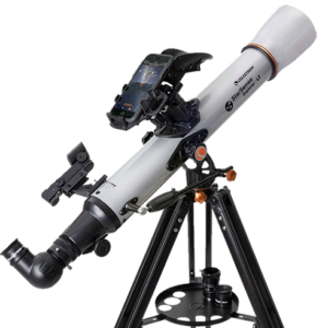 Quick and Easy to use telescope for first-time users